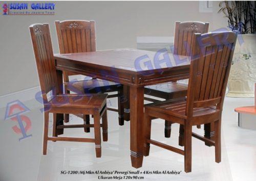 meja Makan Al Anbiyya