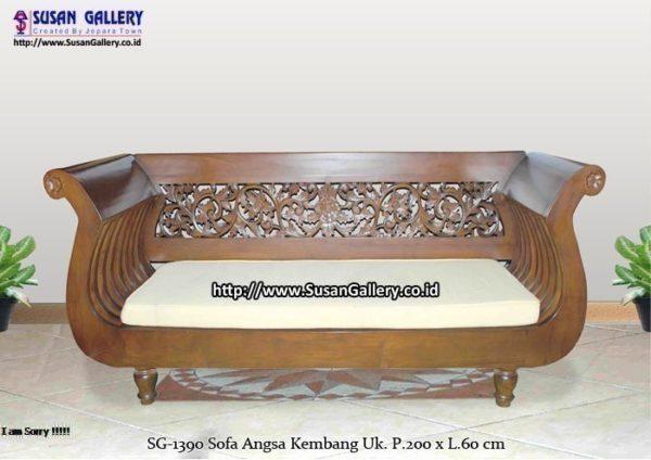 Sofa Angsa Kembang