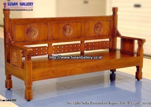 Sofa Tunggal Pasundan Kipas