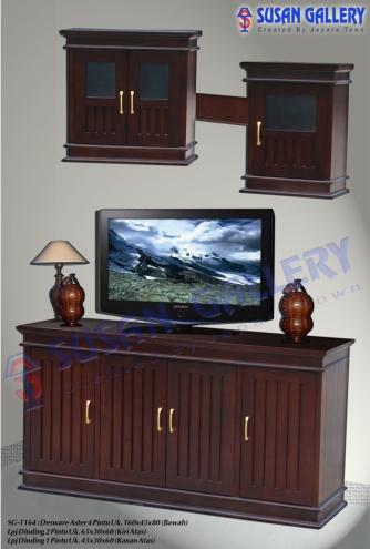 Desware/Drawer/Buffet TV Aster Minimalis